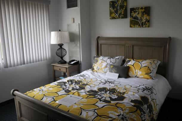 New Grand Suite Bedroom